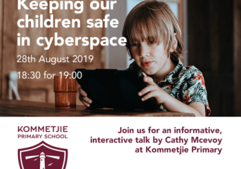 Keeping our children safe in cyberspace